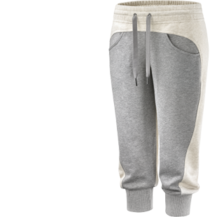 Stella McCartney Essential 3/4 pants, designer gym clothes, workout, fitness, workout wear, fashion, style, zanna rassi