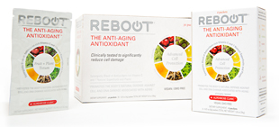 REBOOTizer, reboot anti-aging antioxident pack, energy drink, healthy, Ilana Kugel