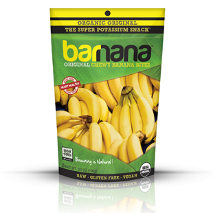 Barnana, organic snacks, Ilana Kugel, energy boost