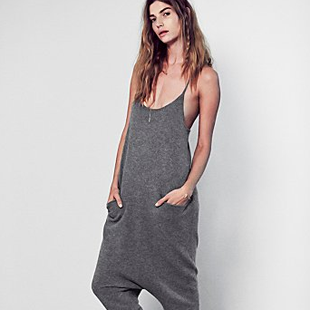 Rachel Krupa, free people, cashmere one piece, gym style, workout wear, fitness, women's clothing
