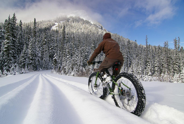 Fat Biking, Aspen, Colorado, Q by Equinox, Adventures, travel, vacation, snow, winter, physical endurance, activities, body, fitness, Viceroy Snowmass, ski resort