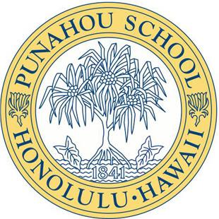 Punahou, Alumni Association, canvas bag, Honolulu, Hawaii