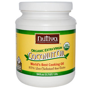 Nutiva, organic, coconut , moisturizer, body, hair, hands, feet, beauty