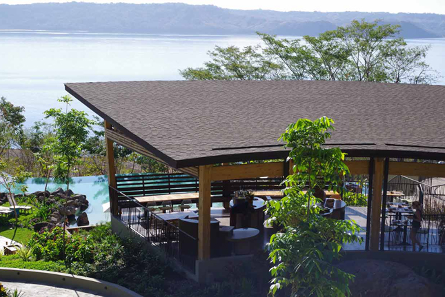 Andaz Papagayo, Costa Rica, Northwest, Pacific, coastal, healthy, travel, Rio Bhongo restaurant, soursop, Cenral America, cancer treatment, fruit, tropical