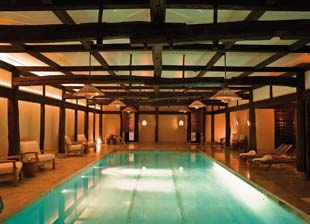 The Shibui Spa, Greenwich Hotel, Manhattan, NYC, Zen, massages, health, fitness, mind/body