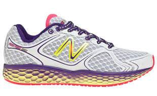 New Balance, New Balance Fresh Foam 980, sneaker, running shoe, runners, marathon, Breathable air mesh, health, fitness, exercise,