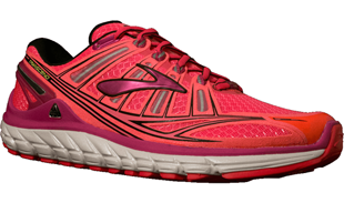 Brooks, Brooks Transcend, support shoe, sneaker, health, fitness, exercise, plushness
