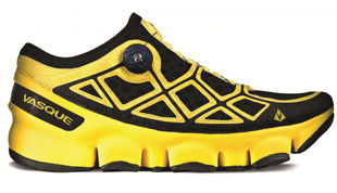 Vasque, Vasque Ultra SST, trail-friendly shoe, lace free, sneaker, running, runner, health, exercise, fitness, blister-free