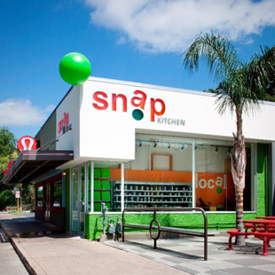 Snap Kitchen in Austin, TX- easy meal with home-cooked taste made from fresh ingredients