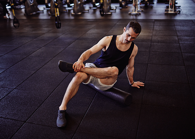 Scientifically-Proven Workout, UCLA, California, workout, fitness, health, exercise, gym, body, cycle 2, movement prep, foam roll, glutes