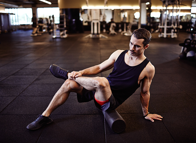 Scientifically-Proven Workout, UCLA, California, workout, fitness, health, exercise, gym, body, prep, movement, cycle 3, glutes, foam roll