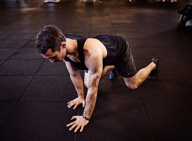 Scientifically-Proven Workout, UCLA, California, workout, fitness, health, exercise, gym, body, prep, movement, cycle 3, beast crawl