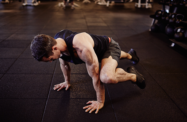 Scientifically-Proven Workout, UCLA, California, workout, fitness, health, exercise, gym, body, prep, movement, cycle 3, beast reach