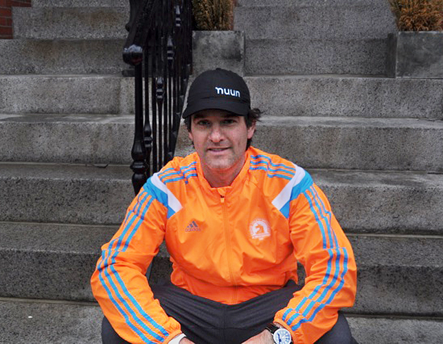 Boston Marathon, Q Blog, Equinox, Running, 2014, experience, stories, people, trainers, members, Bostonians, training, Greg Cartin