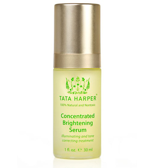 Tata Harper, Concentrated Brightening Serum, brightens and corrects skin tone, balanced, radiant complexion, beauty, health, skin, aging, women, Q Blog, Norwegian Kelp