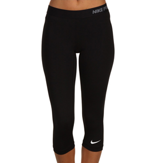 Nike, Compression capris, shop, buy, workout gear, exercise, fitness, style, gym