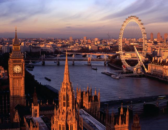 , England, UK, Britain, Big Ben,  Eye, Parliment, Thames River, city, sky, view, water, urban, destination, travel