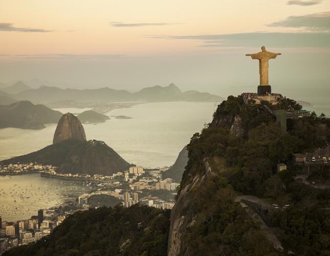 de Janeiro, Cristo Redentor, Christ the Redeemer, Corcovado Mountain, trail, hiking, urban, nature, jungle, view, water, travel, destination