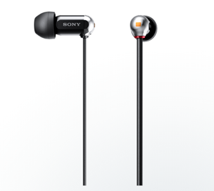 Harley Viera Newton, , music, Sony in-ear buds, Sony, technology, earphones, sound