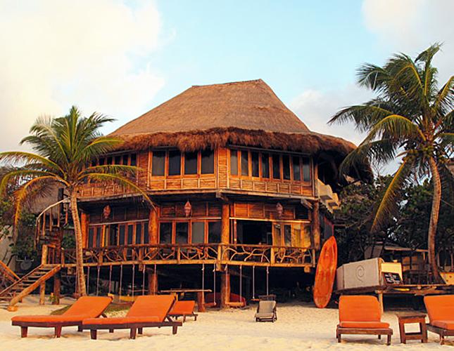 riviera maya boot camp in Bikini