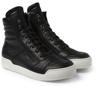 Q Blog, Mr. Porter, Mike Rosenthal, Shoe Round Up, Photographer, Equinox, Sneakers, Men's, Fashion, Style, Shoes, Footwear, comfort, Balmain, High Top, Leahter, Laces