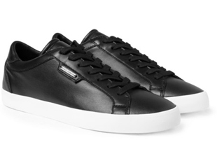 Q Blog, Mr. Porter, Mike Rosenthal, Shoe Round Up, Photographer, Equinox, Sneakers, Men's, Fashion, Style, Shoes, Footwear, comfort, Dolce & Gabbana, Leather, Low Top, Black, Laces