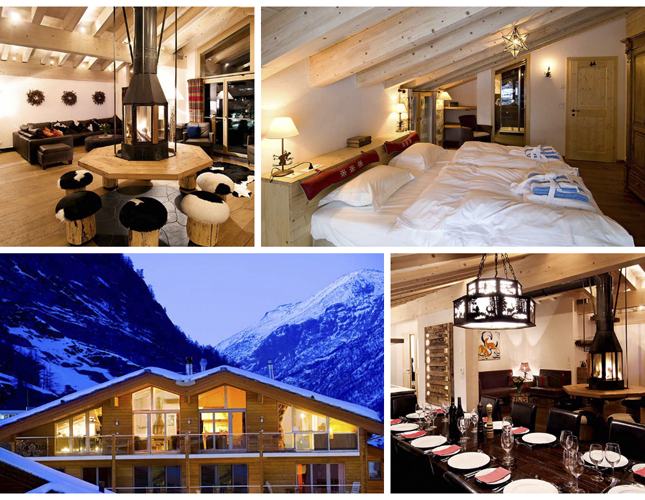 Q by Equinox, Zermatt, Switzerland, Matterhorn, mountains, skiing, Luxury Travel, Luxury vacation rentals
