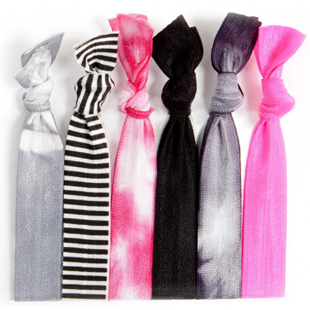 Q Blog, Drybar, soft elastic hair tie, hair tie, no crimp, Twistband, workout, hair, beauty, protection, blowout