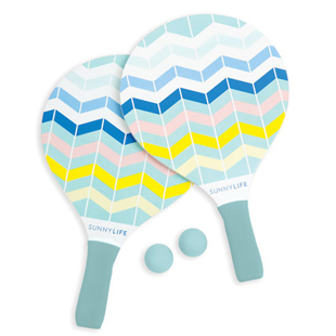 sunnylife beach ping pong set, ping pong, games, summer fun, summer games, beach essentials
