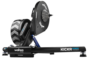 Wahoo KICKR indoor trainer, bike gear, cycle gear, cycling