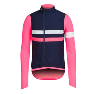 bike gear, biking, cycling, cycle gear, men's cycling, , raphia men's jacket, Rapha Men's Long Sleeve Brevet Jersey