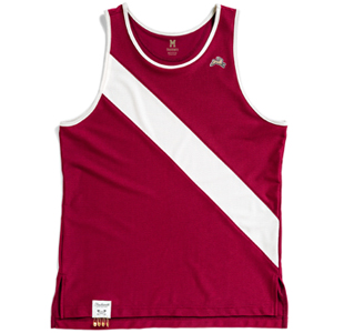 men's workout apparel, men's clothes, style, fashion, workout, gym, running gear, , Tracksmith Van Cortland Singlet, track gear