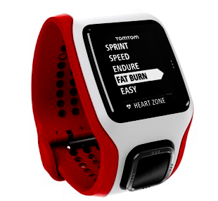 TomTom Runner Cardio Watch, cardio ,  tracker, health, fitness, technology, body, exercise