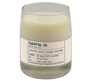 le labo candle, home, listyle, campfire candle