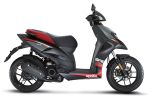 aprilia SR Motard 50, moped, motorcycle, nick symmonds, pro runner, run performance gum, beer-miler, fitness, running, athlete, q by equinox, holiday gift guide, holiday presents