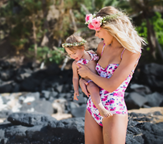 christmas presents, presents, gifts, holiday, q by equinox, gift guide, 2014 gifts, 2014 holiday season, tori praver swimsuits, women's swimwear, children's swimwear