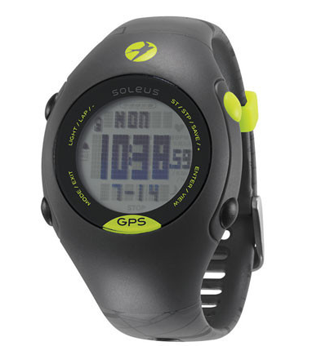 christmas presents, presents, gifts, holiday, q by equinox, gift guide, 2014 gifts, 2014 holiday season, Oiselle + Soleus GPS Watch, technology