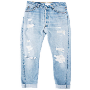 jeans, re/dun jeans, vintage denim, Rachael Wang, Style.Com, market editor, stylist, fashion, style, women's fashion, fitness, street-style, q by equinox, holiday gift guides, gifts, presents