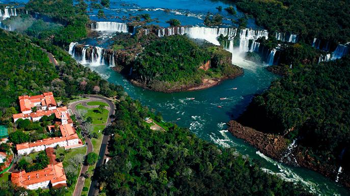 travel, photography, iguassu national park, brazil, belmond hotel das cataratas