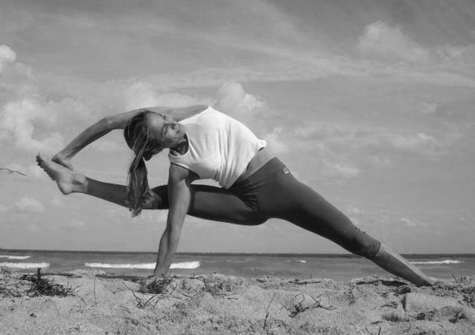 2 Gradiva Ciani Equinox Yoga Instructor In Miami