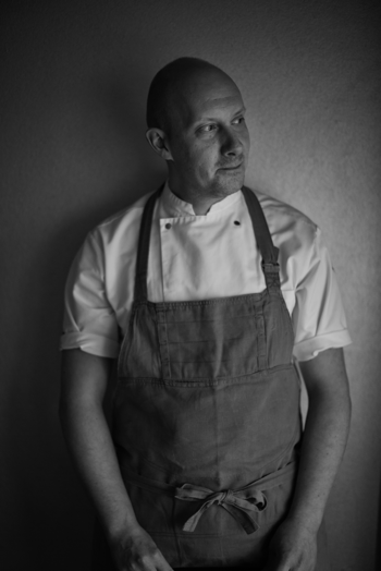 THE CHEF: SASU LAUKKONEN