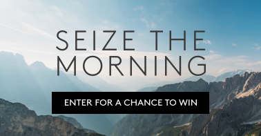 Seize the Morning Sweepstakes