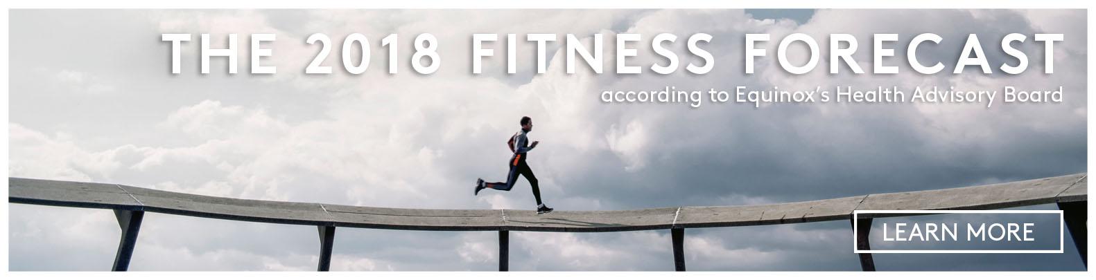 2018 Fitness Forecast